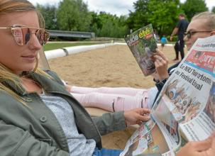 Photo Le Courrier de l'Ouest - Hervé PETITBON