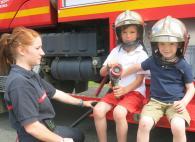 Bressuire. Les pompiers espèrent susciter des vocations